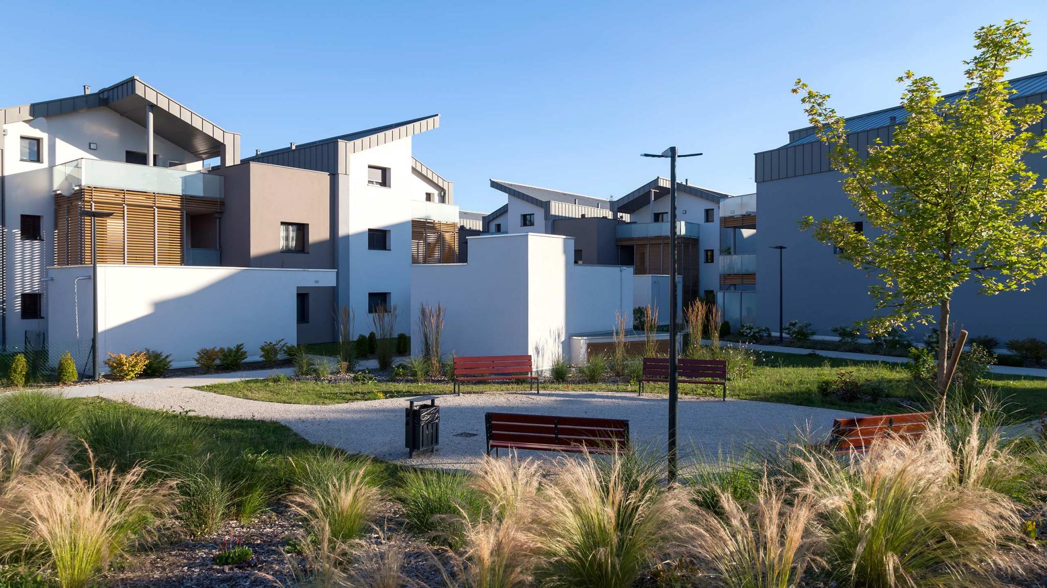 Programme immobilier Prévessin-Moëns