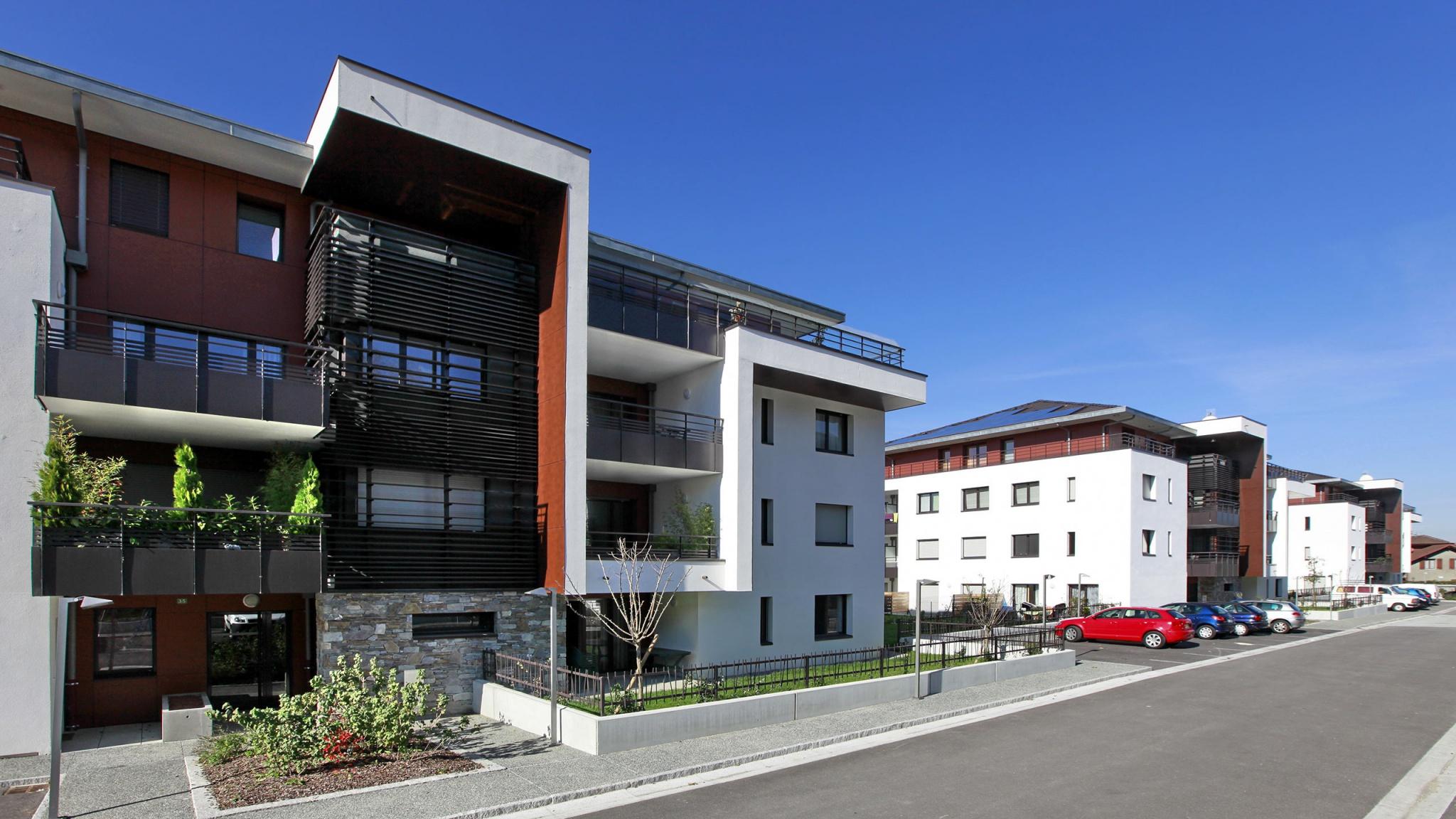 Immobilier neuf proche Saint-Julien-en-Genevois