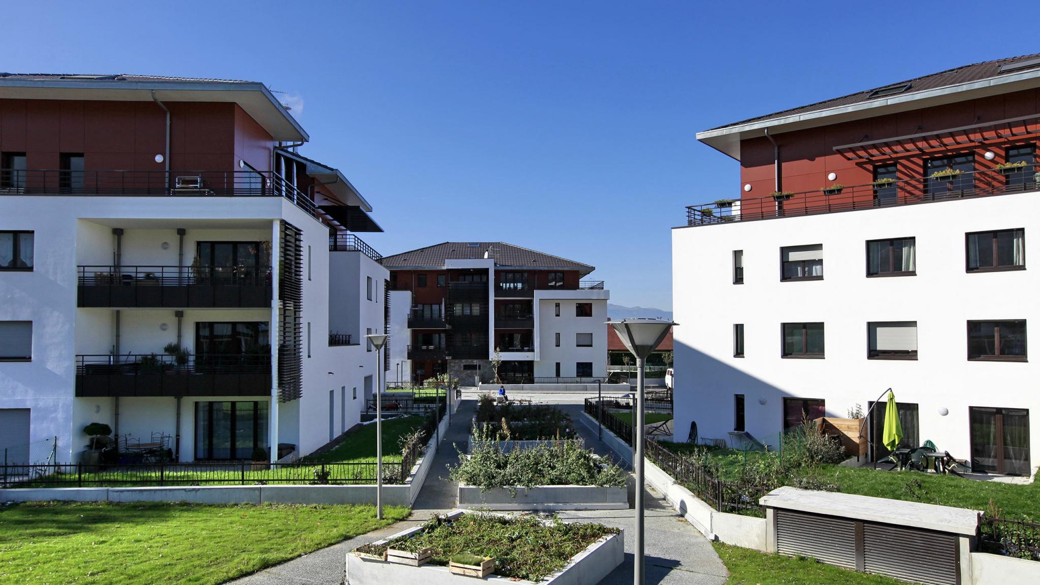 Programme immobilier Haute-Savoie