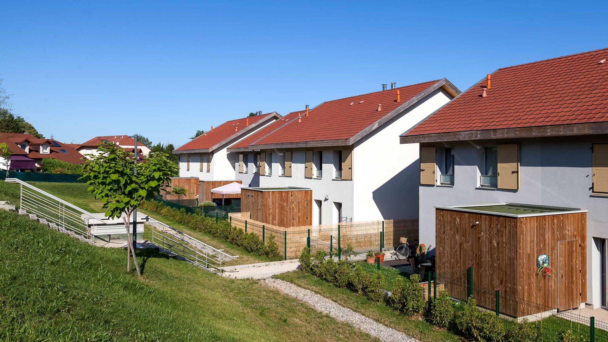 Chevry Saint-Genis programme immobilier neuf