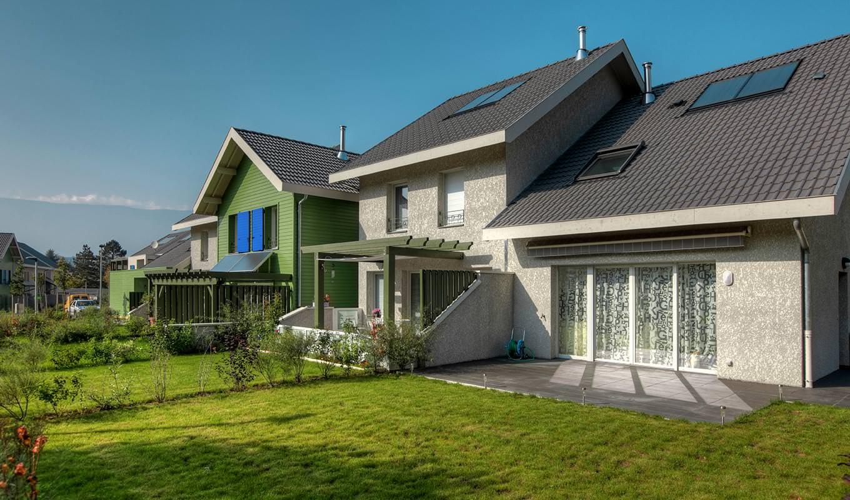 Projet immobilier situé à Méry en Savoie