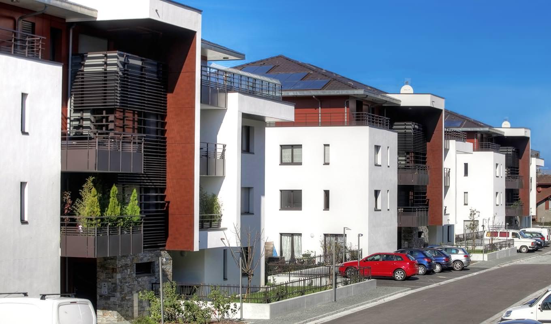 Châble-Beaumont, projet immobilier