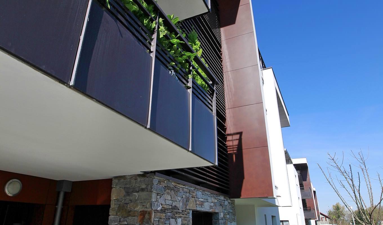 en Haute-Savoie, projet immobilier et architectural inédit
