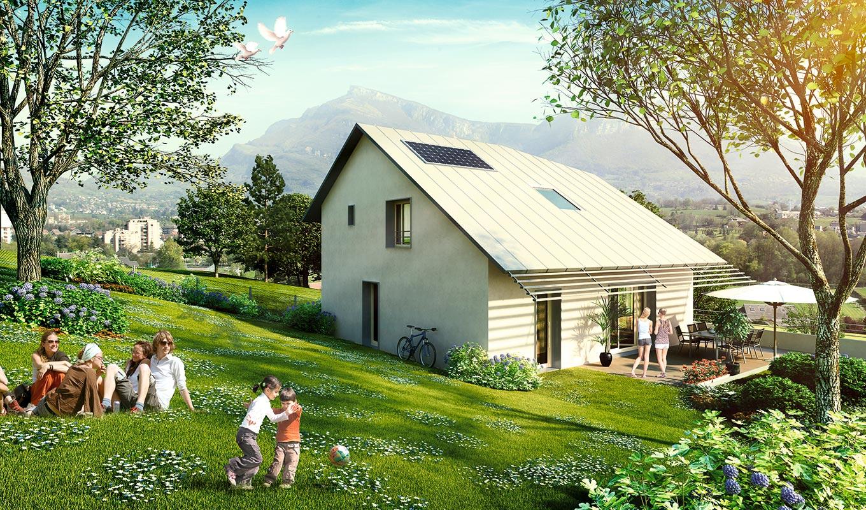 Barberaz programme immobilier neuf près de Chambéry