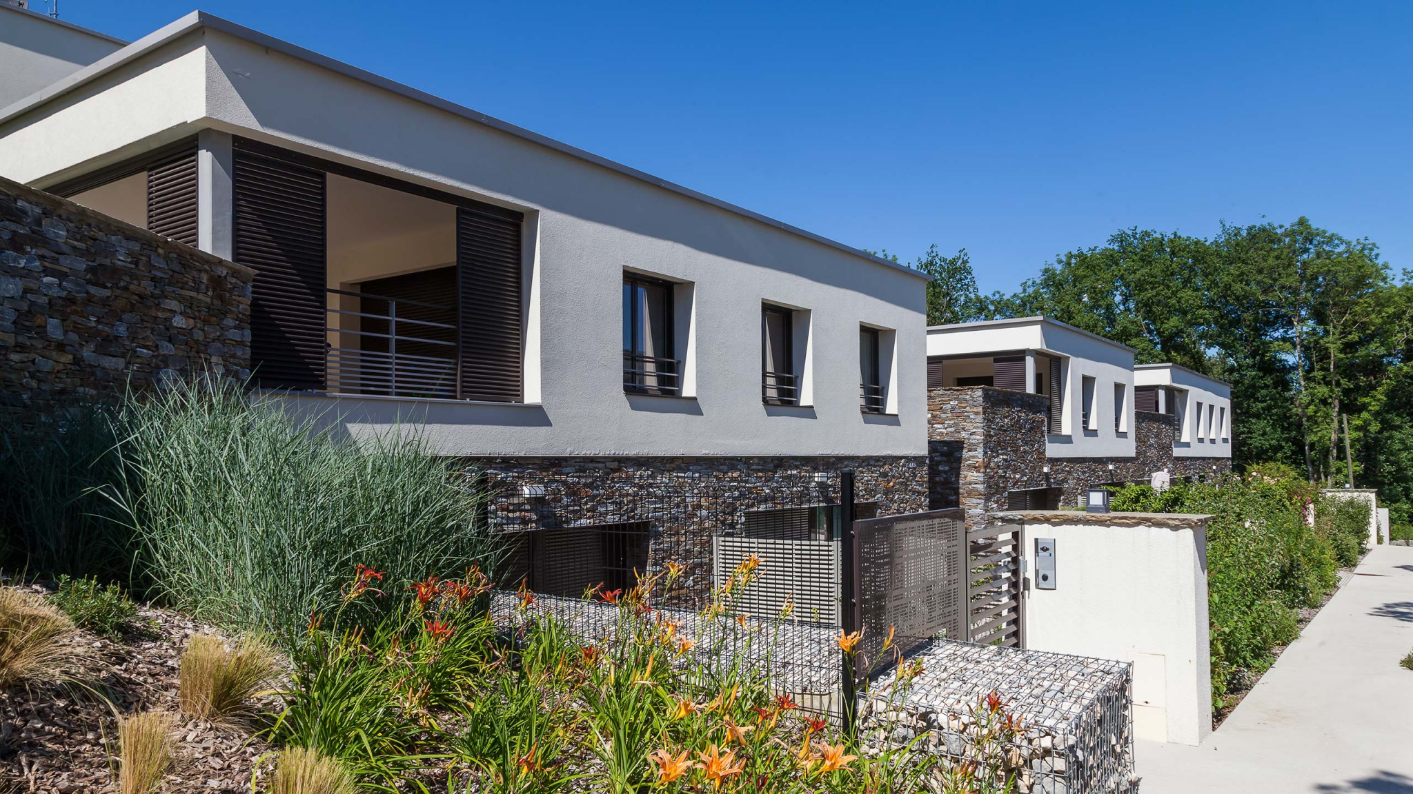 Proche Genève, immobilier neuf