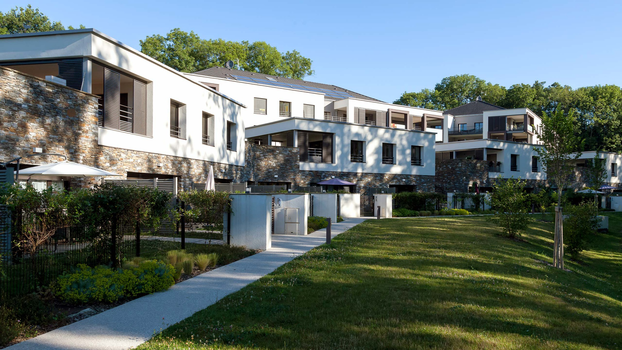 Programme immobilier neuf Pays de Gex