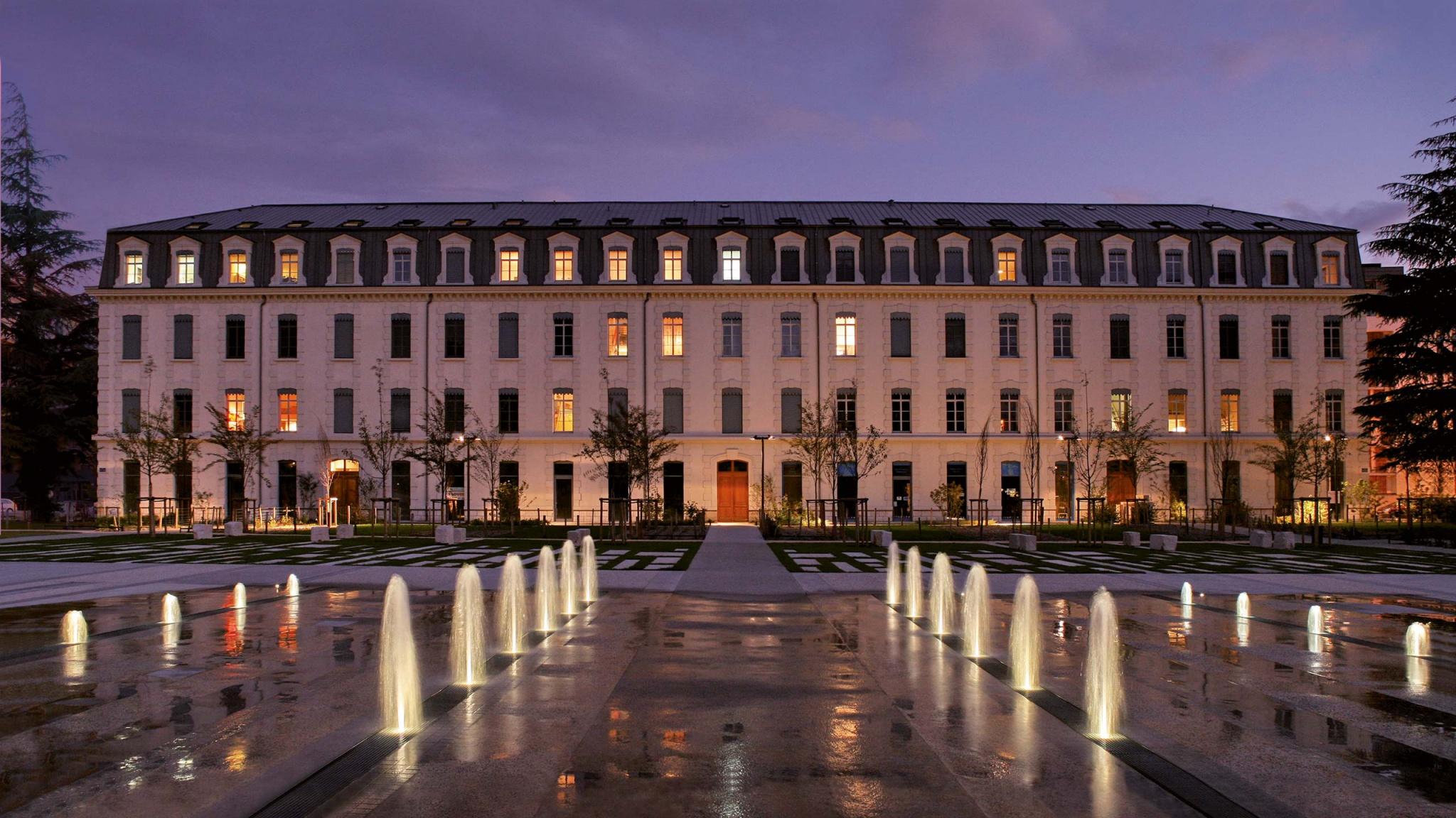 Un projet immobilier de réhabilitation à Grenoble