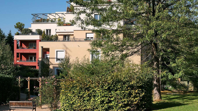 Sainte-Foy-lès-Lyon, projet immobilier