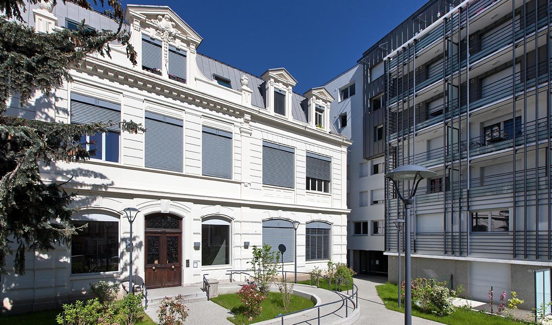 À Grenoble, projet immobilier