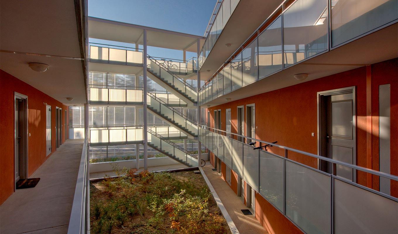À Grenoble projet immobilier pour étudiants
