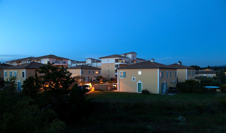 À Montélimar projet immobilier de résidences