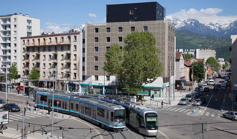 À Grenoble, projet immobilier pour étudiants