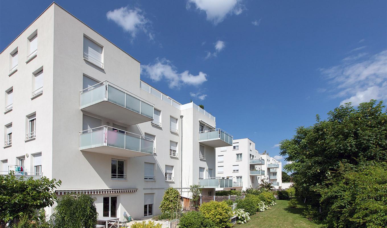 À Vaulx-en-Velin projet immobilier