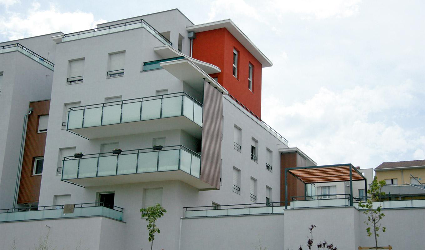 Projet immobilier neuf à Isle d'Abeau