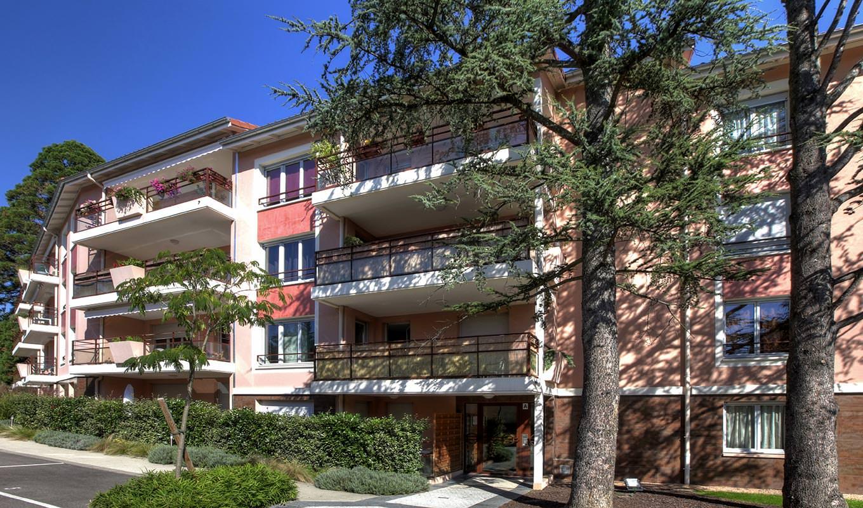 À Craponne, projet immobilier neuf