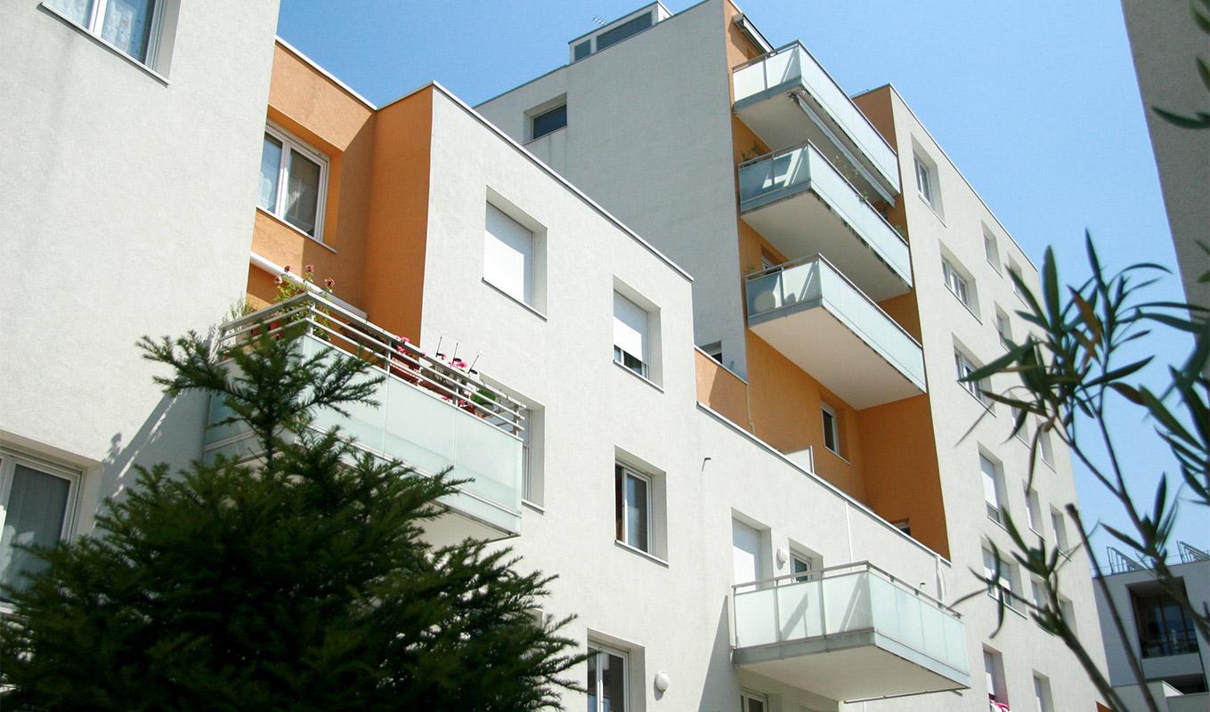 un projet à Grenoble, immobilier neuf