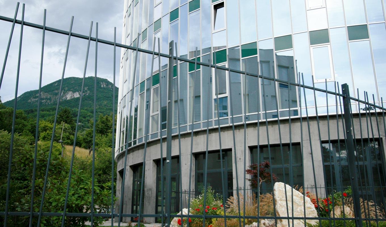 Commerces et bureaux neufs à Grenoble