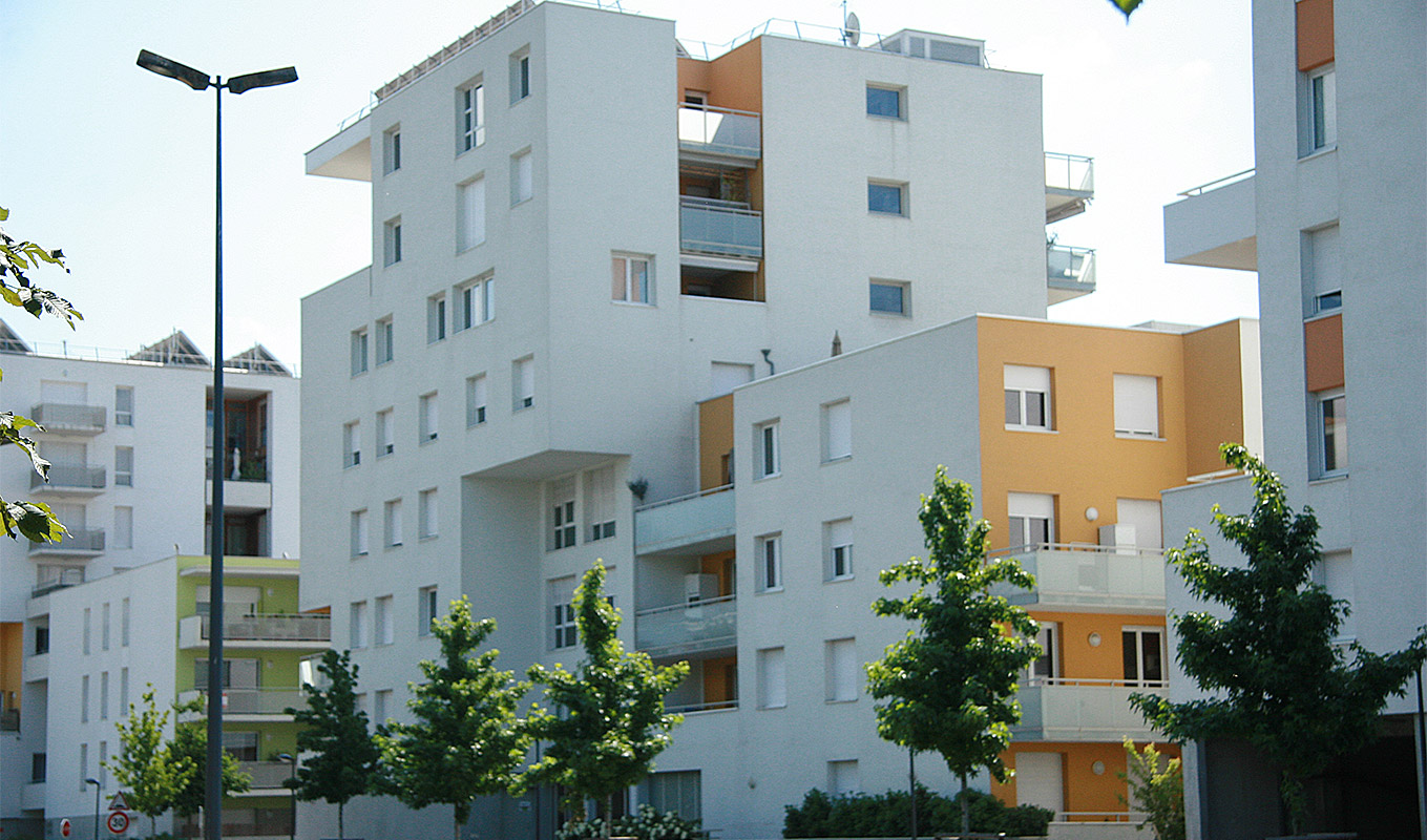 Grenoble projet immobilier