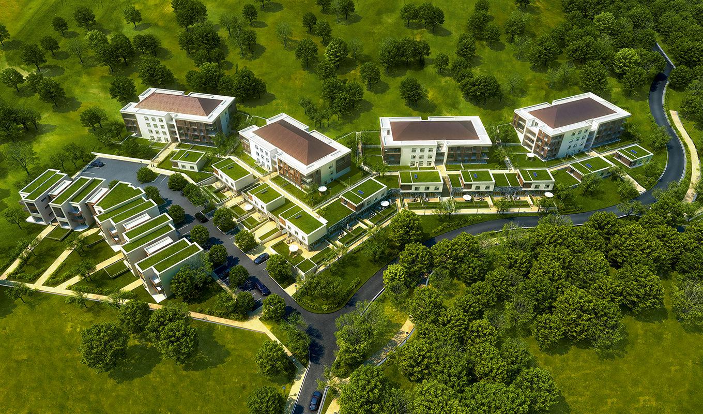 Projet immobilier à Divonne-les-Bains