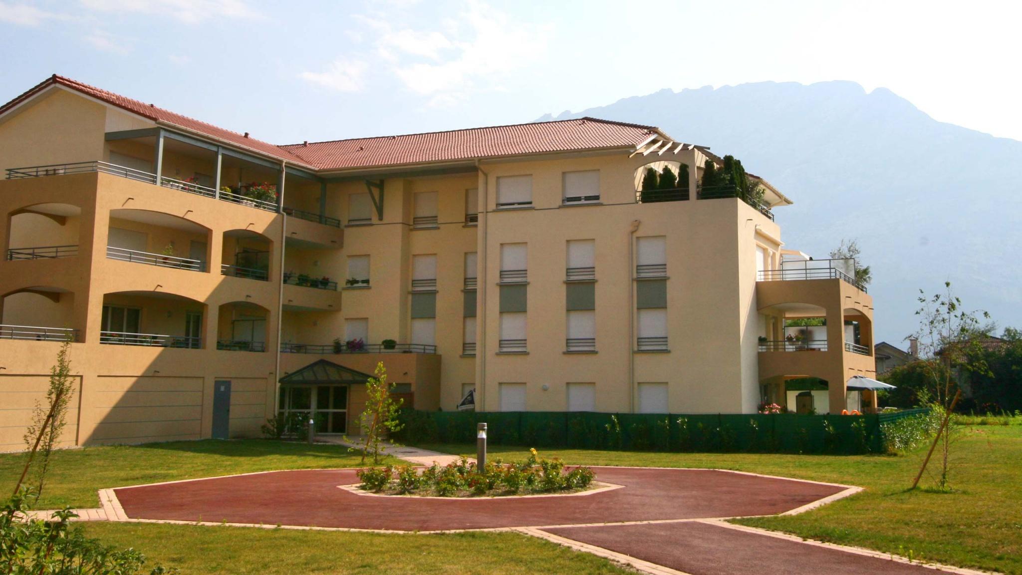Un projet immobilier à Sassenage
