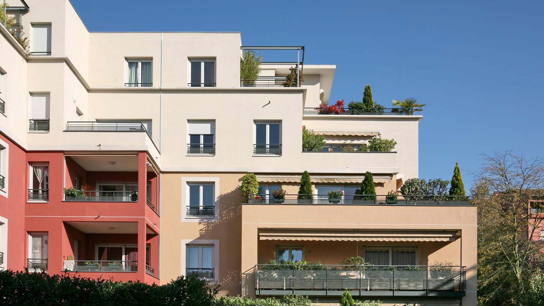 Projet immobilier à Sainte-Foy-lès-Lyon