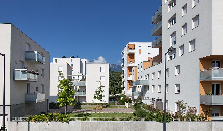 Un projet immobilier neuf à Grenoble