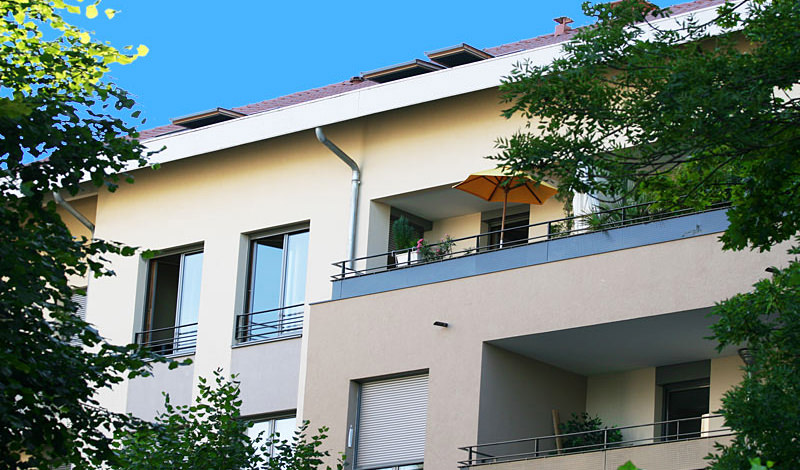 Projet immobilier neuf à Écully