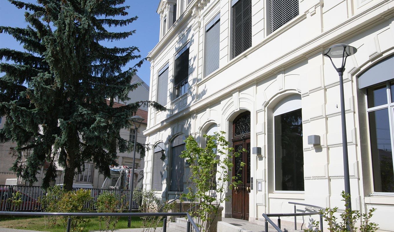 Projet immobilier à Grenoble