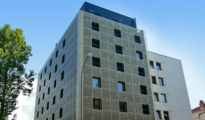 À Grenoble, projet immobilier studio pour étudiants