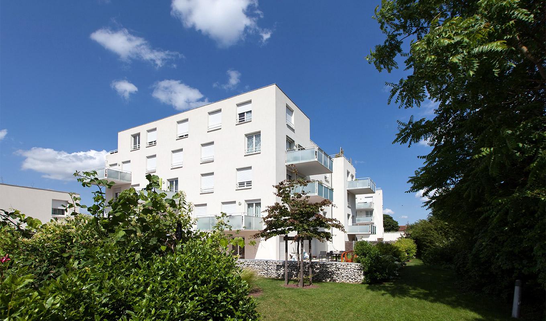 Projet immobilier à Vaulx-en-Velin