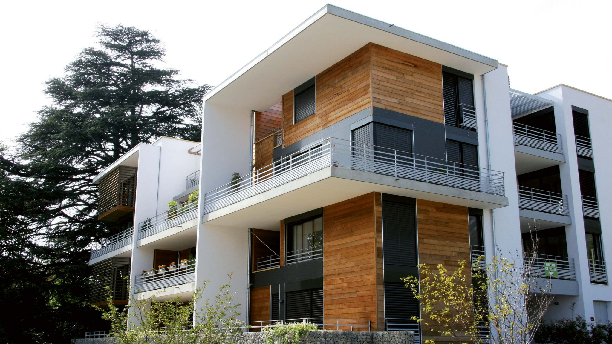 Projet immobilier à Meylan