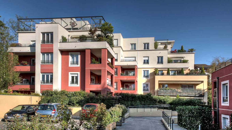 un projet à Sainte-Foy-lès-Lyon, immobilier neuf pour résidence