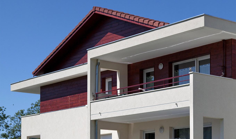 projet immobilier à Bonneville
