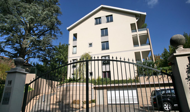 Projet immobilier à Écully