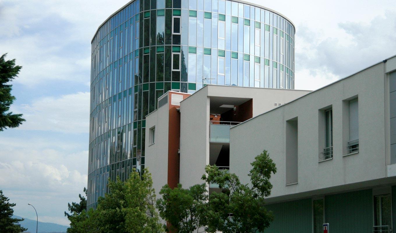 projet immobilier de résidence étudiante à Grenoble
