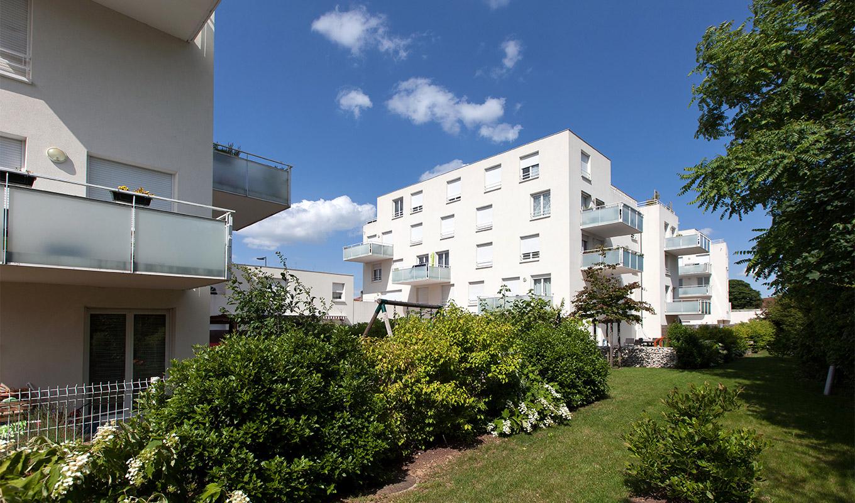 Vaulx-en-Velin projet immobilier neuf pour résidence