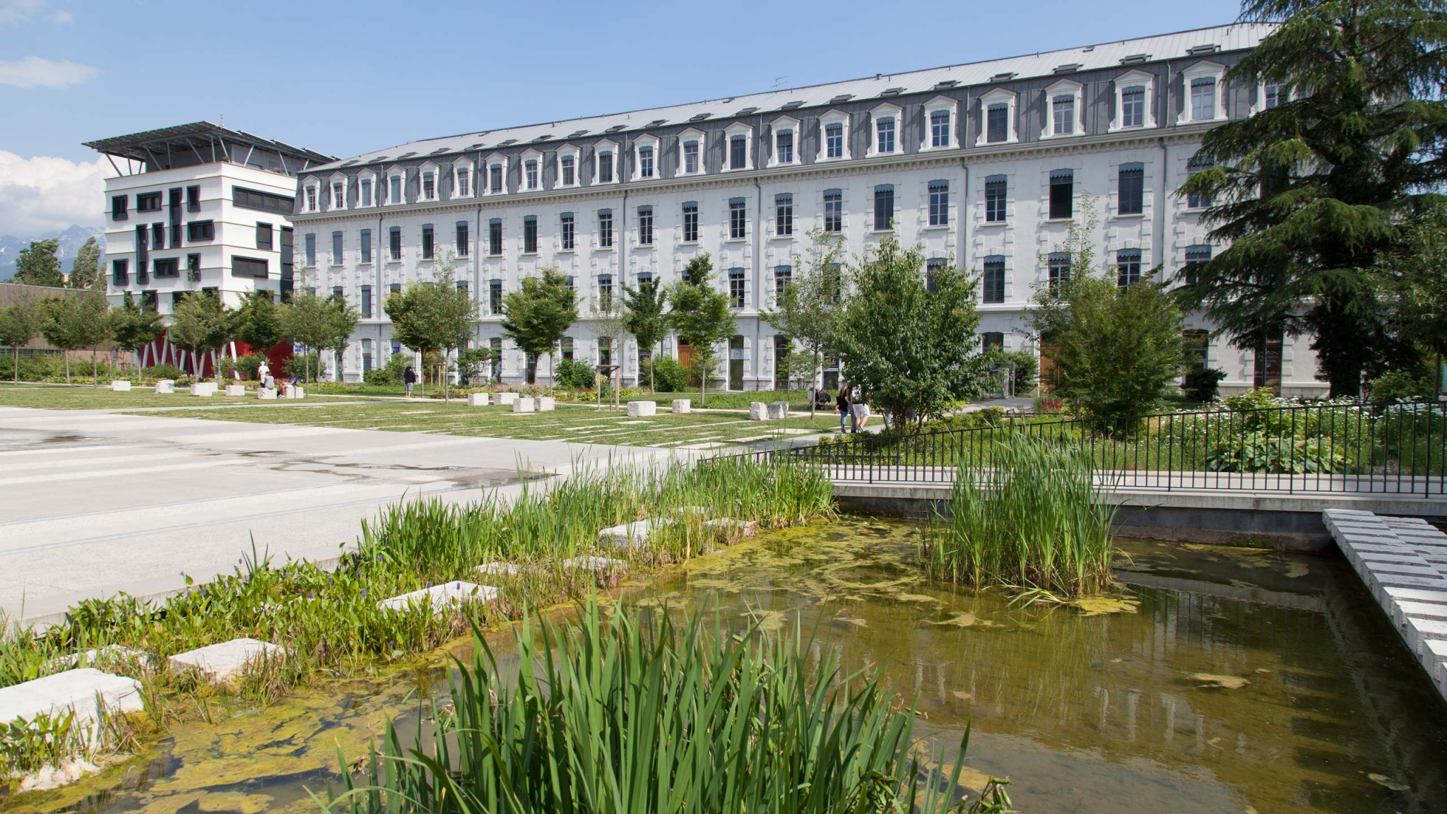 Un projet immobilier à Grenoble de réhabilitation