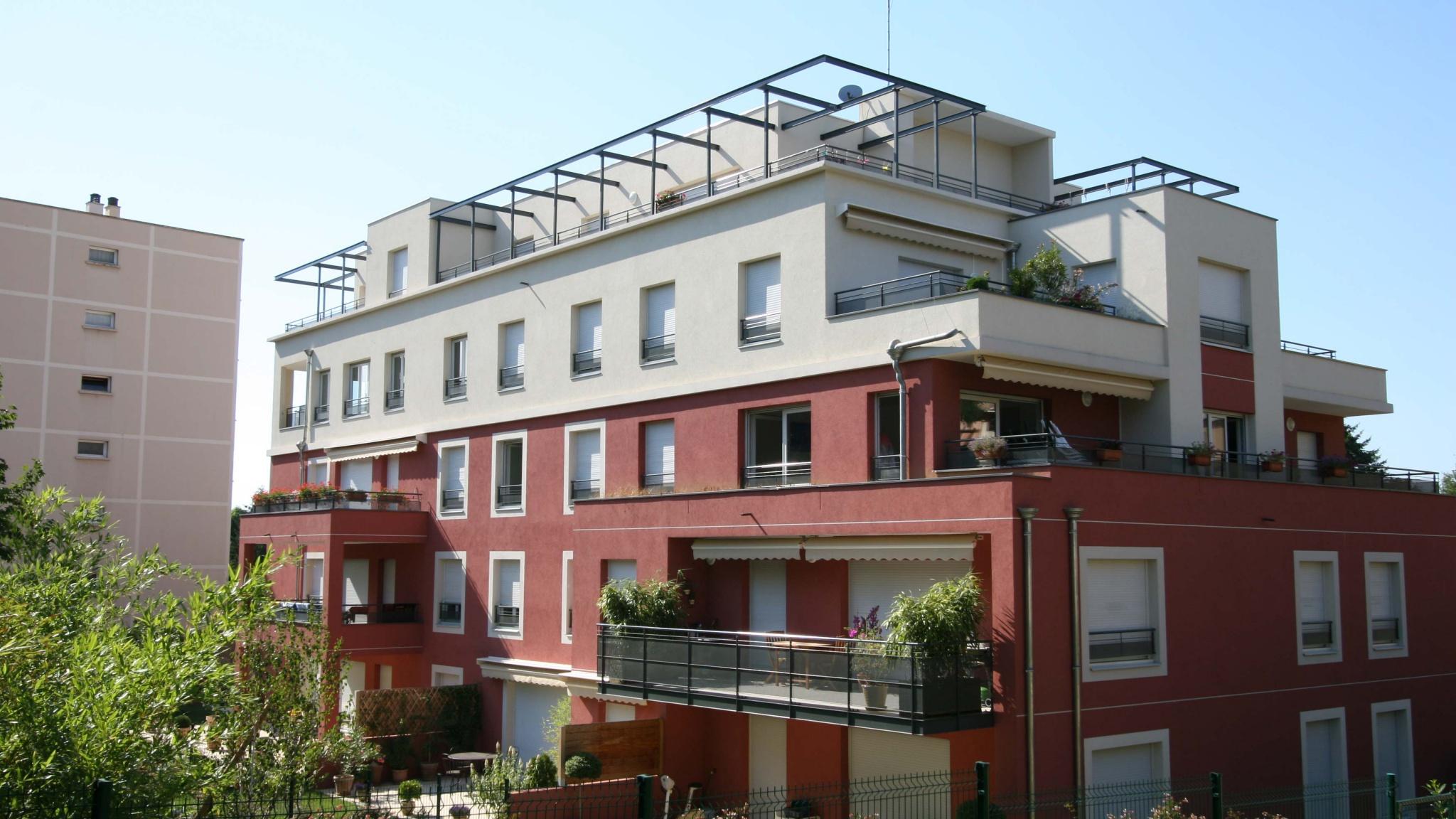 À Sainte-Foy-lès-Lyon, un projet immobilier, pour appartements neufs