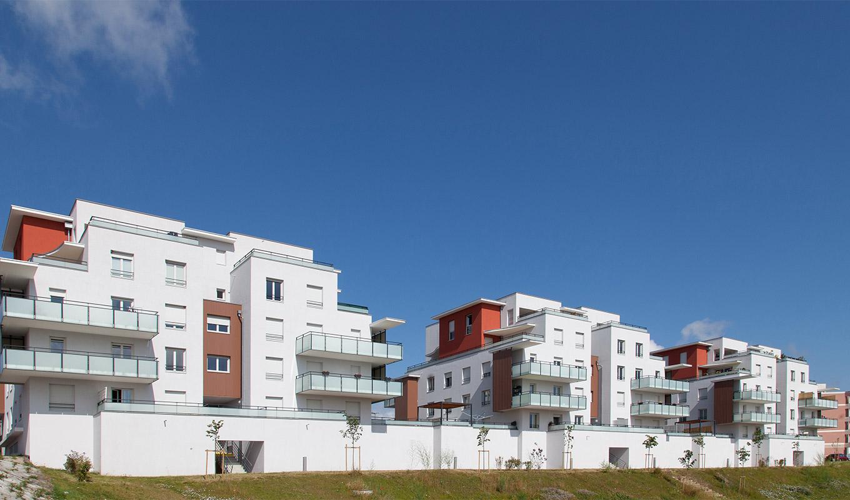 Isle d'Abeau projet immobilier