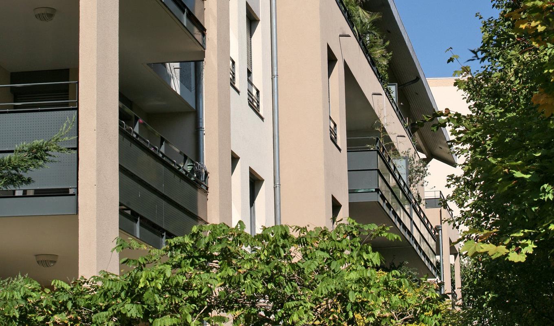un projet immobilier sur Écully