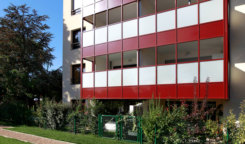 Projet immobilier neuf à Francheville