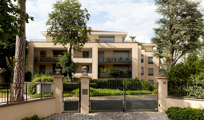 un projet à Tassin, immobilier neuf résidence