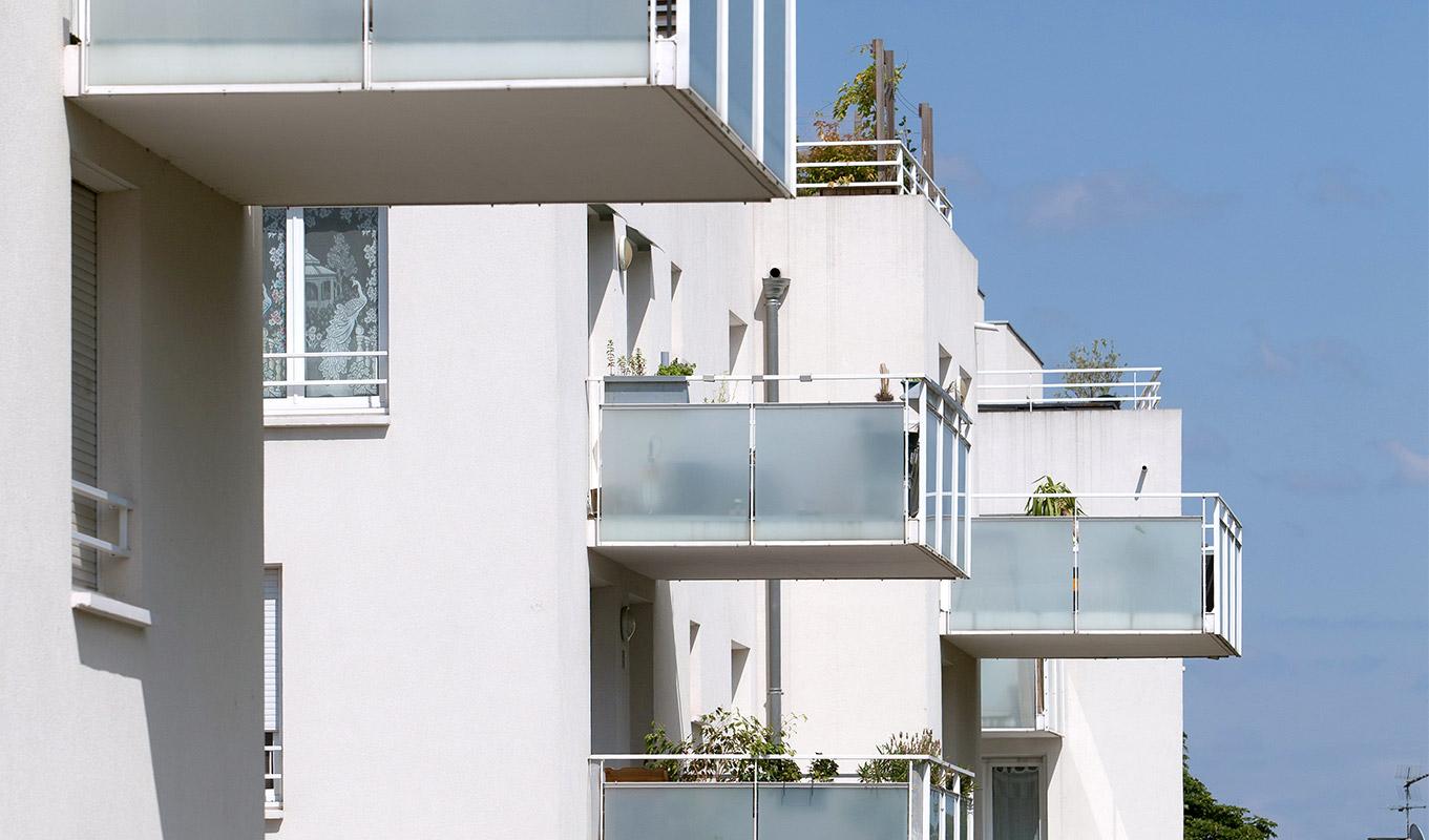 À Vaulx-en-Velin, un projet immobilier, pour appartements neufs