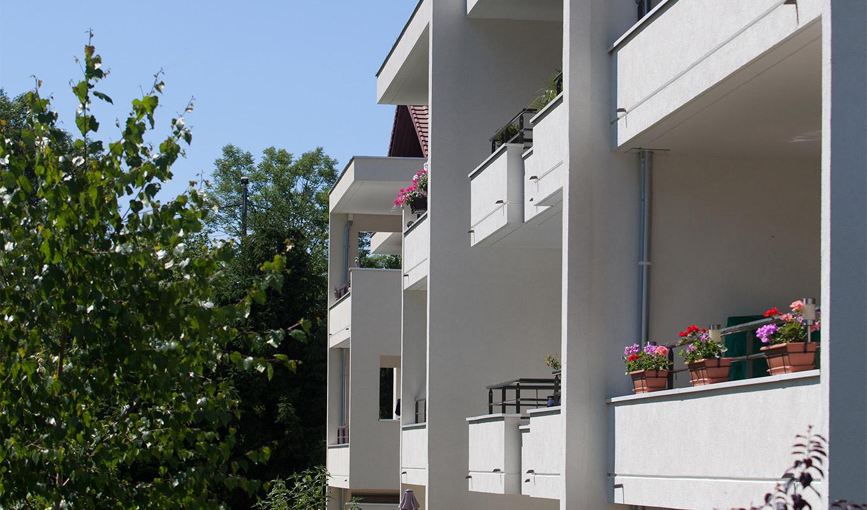 Projet immobiler sur Bonneville