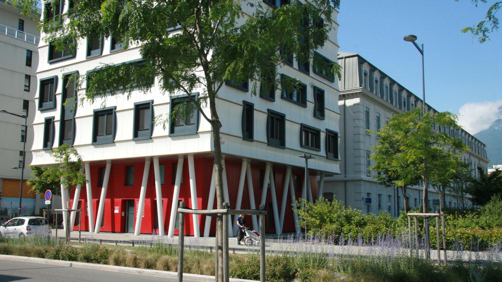 Immobilier Grenoble, projet de réhabilitation caserne