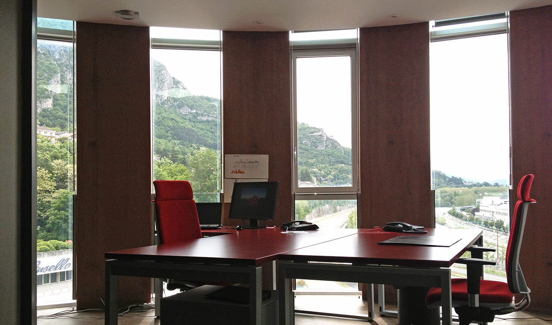 Grenoble bureau double