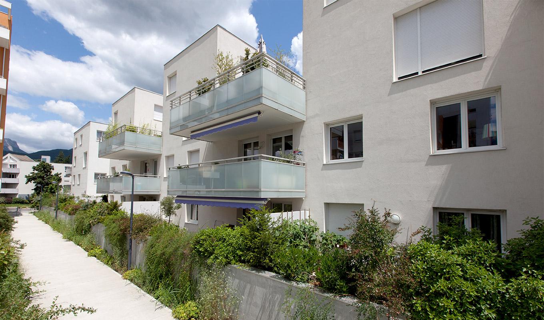 Un projet immobilier, pour appartements neufs sur Grenoble.