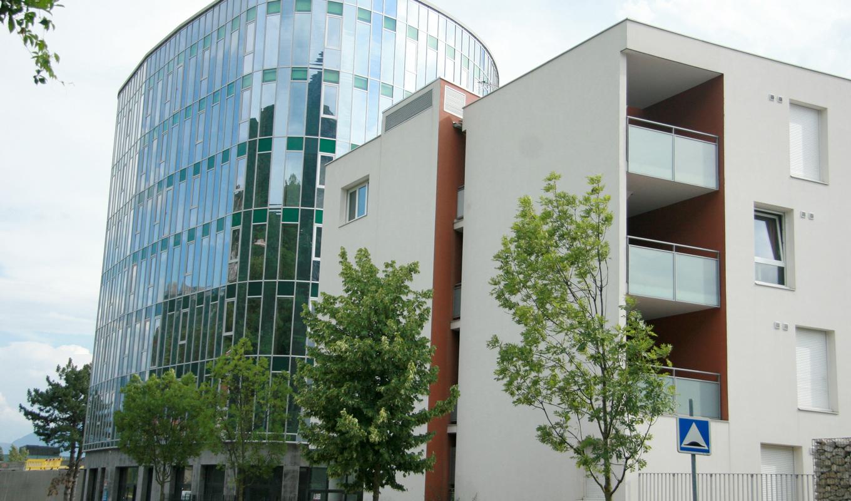 projet immobilier pour étudiants à Grenoble