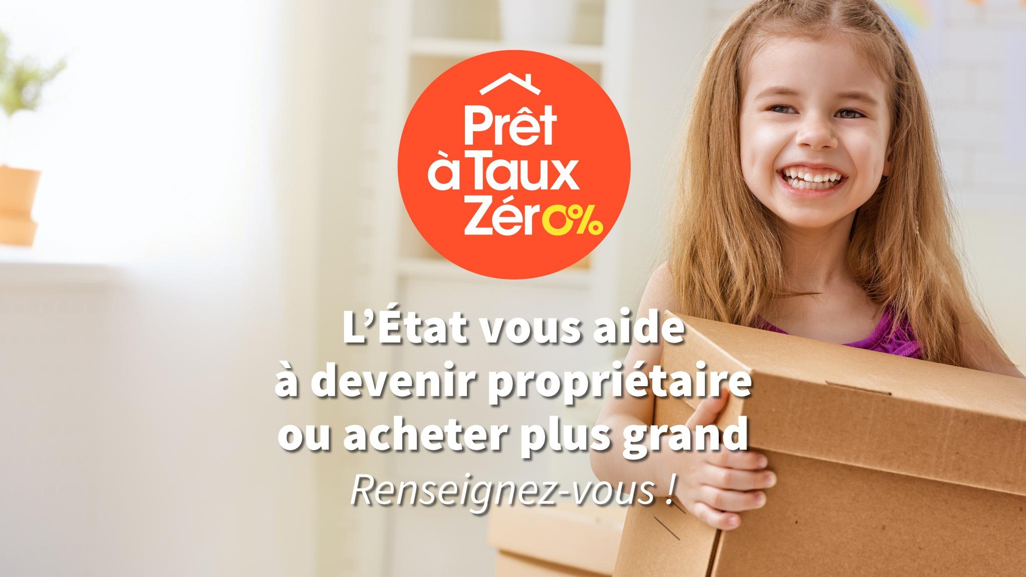 Prêt à taux zéro achat immobilier Évian