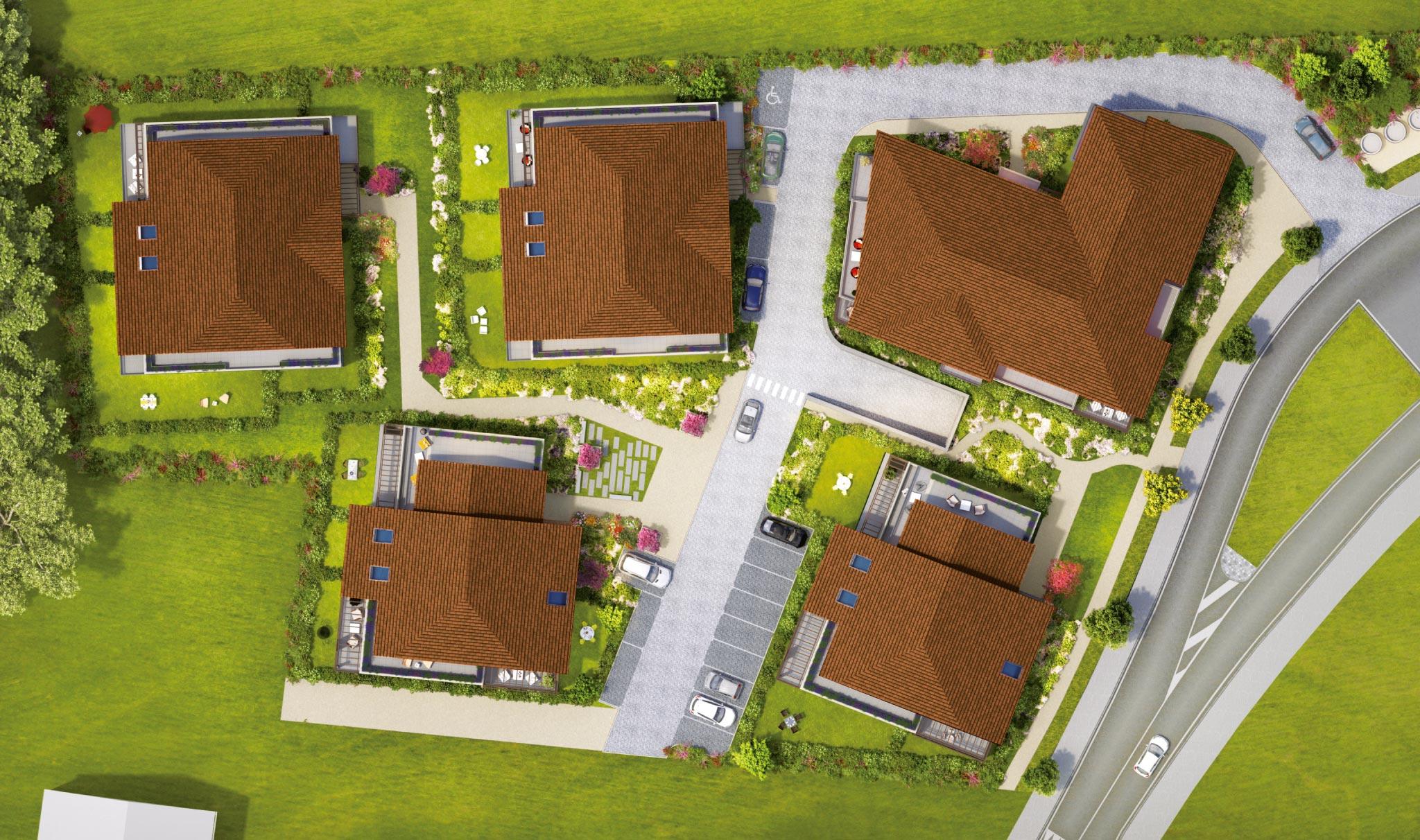 Immobilier neuf dans le Pays de Gex à Ornex